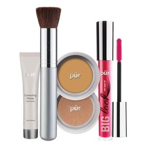 Pür Best Sellers Beauty Makeup Kit with SPF NWT